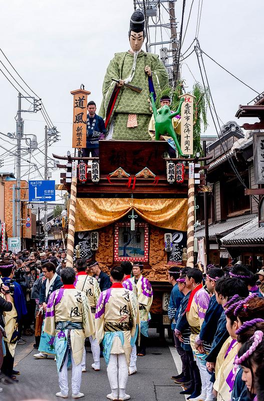 FUJIFILM X-Pro2 香取市合併10周年記念山車特別曳き廻し