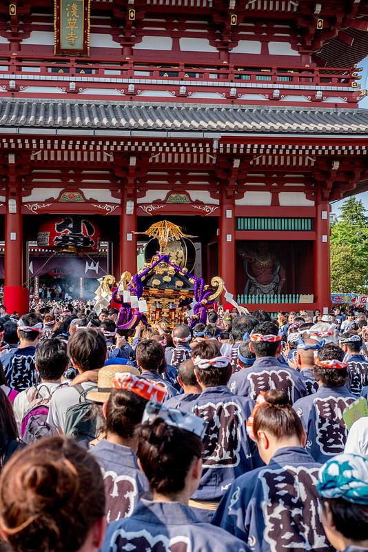 浅草神社 三社祭