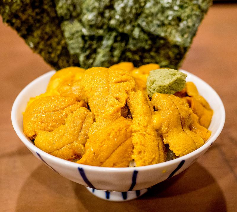 青森まで行かなくても極上のキタムラサキウニを満喫できる幸せ 5/23-27は大庄水産や庄やでうに・いくら祭り