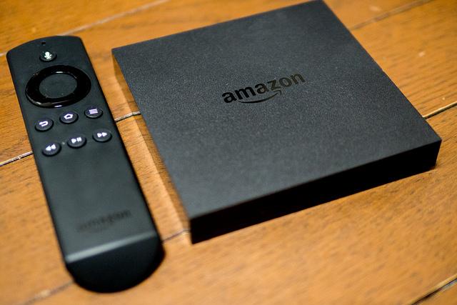 Amazon Fire TVを4Kテレビに接続してみました