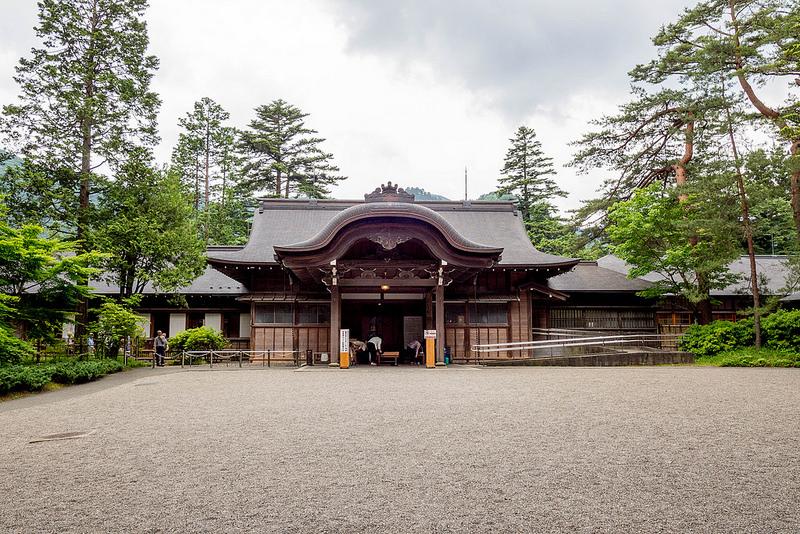 日光 田母沢御用邸 と 金谷ホテル歴史館