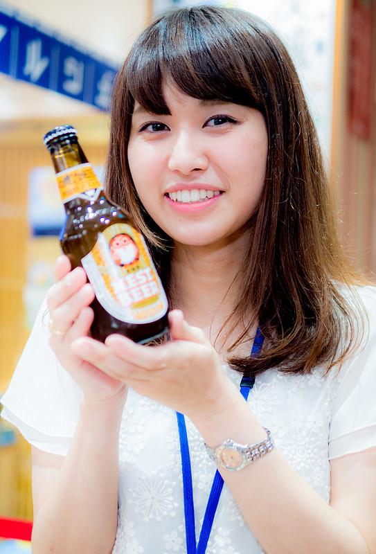 常陸野ネストビールや夏のわかさぎ 第2回茨城マルシェブロガー試食会 ビール編