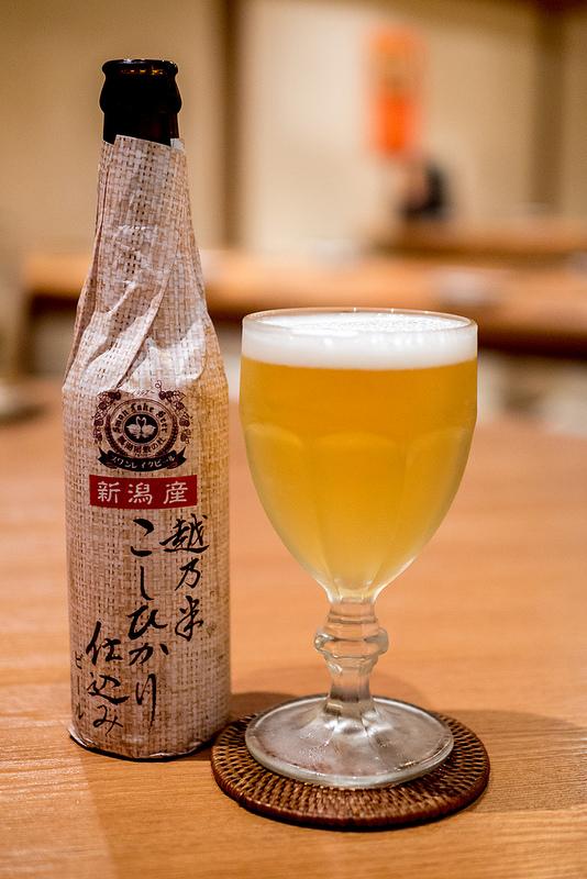 日本各地のクラフトビールが楽しめる肉ビストロ ばんざい 蒲田店