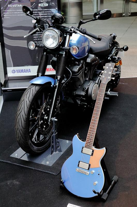 2つのヤマハの合同デザイン展 Two Yamahas, One Passion 〜デザイン展2016〜