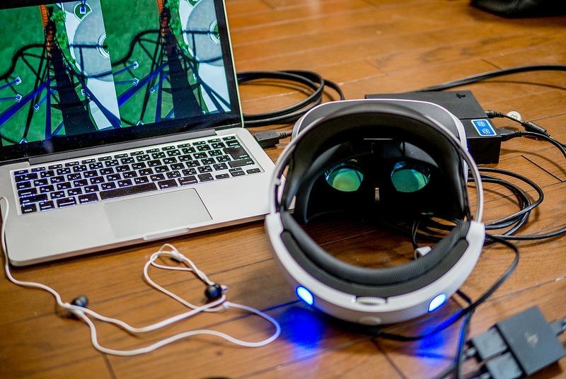 PlayStation VRでPCのVR映像を楽しむ簡単な方法