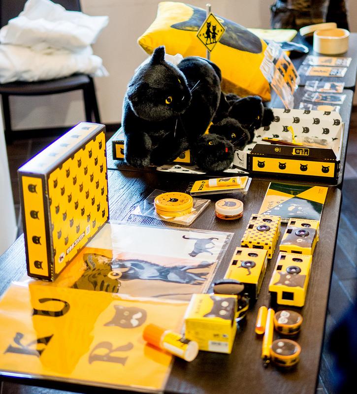 これからの季節に使えるクロネコ×LOFTコラボ商品と無料動画サービス #クロネコアンバサダー