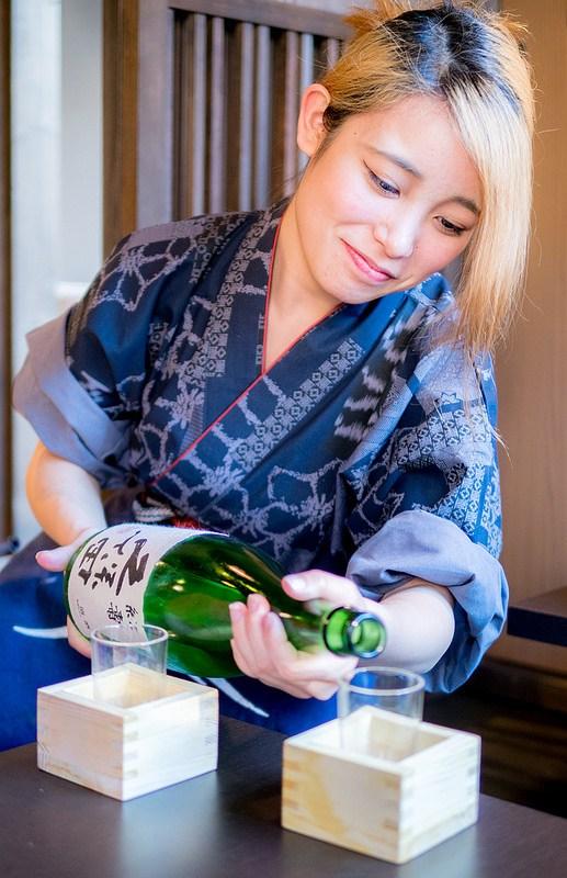 美味しい魚と日本酒を おもてなし旬魚と地鶏 ととや 川崎本店