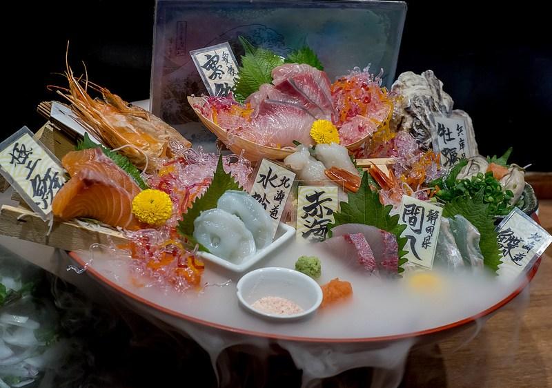 産地直送の天然鮮魚や日本酒を満喫 俺の魚を食ってみろ!! 神田本店