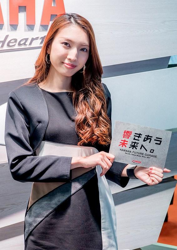東京モーターショー2017 モデルさんコンパニオンさんたち #TMS