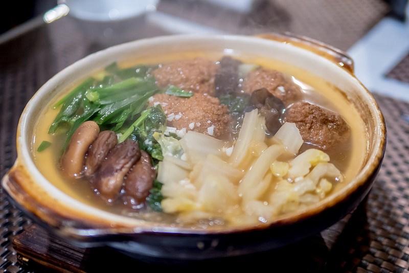 まるで和食な創作中華 和チャイナ Roppongi 熱々鍋コース