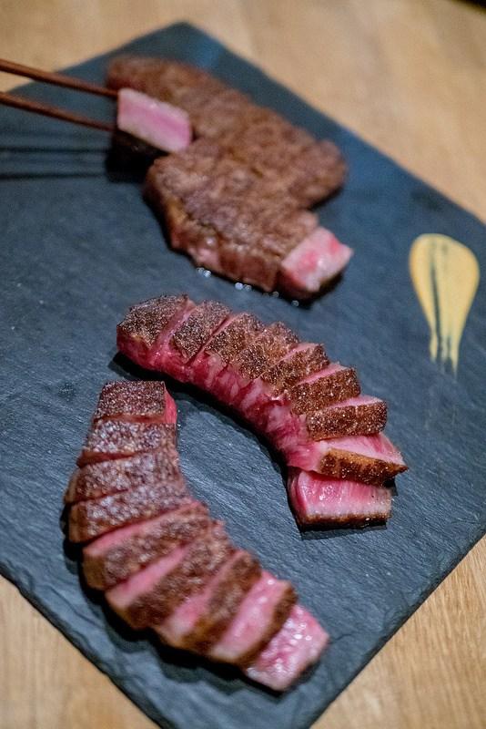鉄板焼き創作料理やお肉が美味い 船橋 創作鉄板 粉者本店