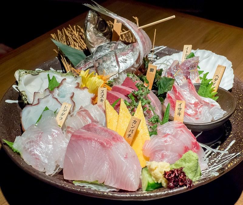 酔っ払い車海老や漁港直送の鮮魚が旨い 上野御徒町 湯島 魚之屋