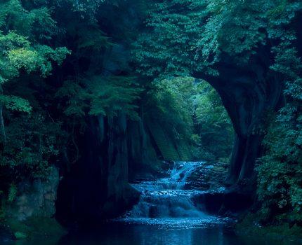 濃溝の滝の絶景にチャレンジ #こぶツアー
