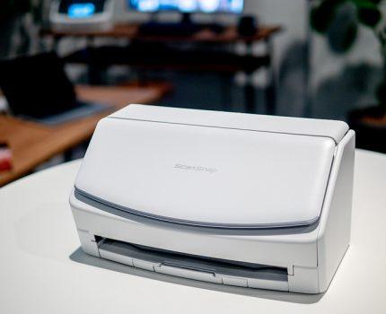 カスタマイズ可能なボタンとAIで新たなDX-PFへ PFU ScanSnap iX1500 #ScanSnap