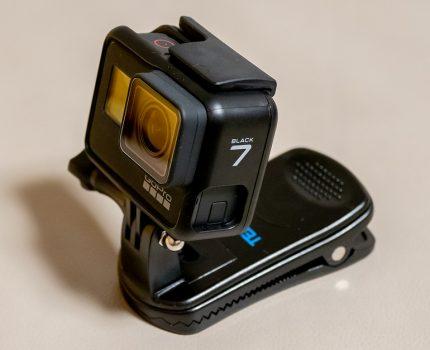 魅力満載のハイエンドGoPro HERO7 Black タイムワープを試してみました
