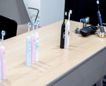 正しい磨き方と多彩なブラシでいい歯を #フィリップスアンバサダー #ソニッケアー #プロテクトクリーン