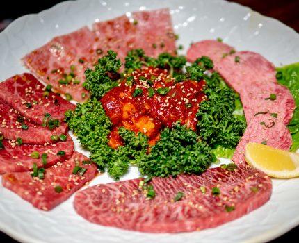 牛一頭お得盛りで韓国焼肉を満喫 ハヌリ新宿