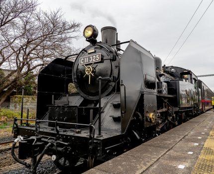 真岡鐵道 SLもおか号に乗車 #いばらきウエスタン鉄道 PhotoTrip