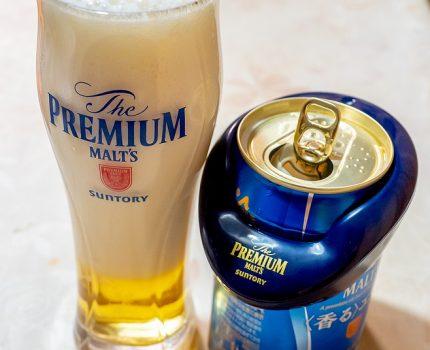 ザ・プレミアム・モルツ新型電動式神泡サーバー体感キットが当選 神泡ミルコに挑戦 #缶から神泡 #プレモル