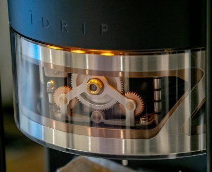 IoTコーヒーメーカー iDrip 機械仕掛けのバリスタが淹れる世界のドリップコーヒー #クラファンEXPO