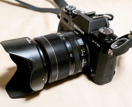 FUJIFILM X-T30 をお借りしました #FujifilmX