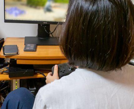 【AD】子供の目のために ゲームやタブレット視聴環境として導入検討したい BenQ アイケアモニター GW2480T #BenQアンバサダー