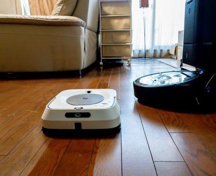 iRobot Homeアプリで強まる絆 ブラーバジェットm6 & ルンバi7+ #アイロボットファンプログラム #掃除の常識を変える #拭き掃除の新たな歴史はじまる