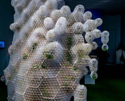 AI・ロボット・3Dプリンター・バイオ技術・ARなどで変わる未来の建築・都市・生活 森美術館 未来と芸術展
