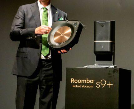 30年のロボット技術の集大成「Roomba s9+」発表 一から設計し直した吸引力と前方後円デザイン #アイロボットファンプログラム #iRobotの技術が生んだ掃除の進化