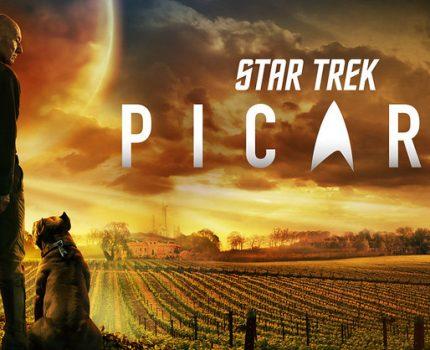 Amazon Primeで「STAR TREK: PICARD」配信中 #スタートレックピカード