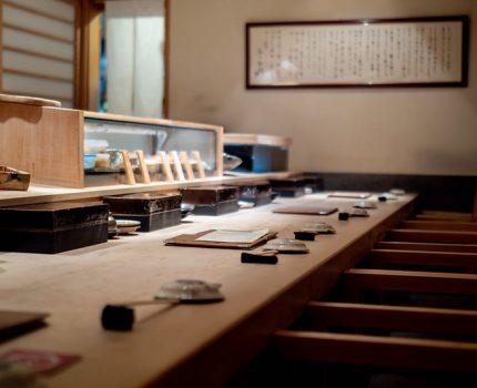 お寿司の懐石で至福のひと時を 寿司 はせ川 西麻布