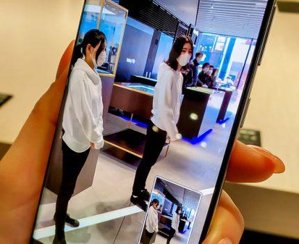 Galaxy S20 5G 30倍望遠や8K動画撮影などカメラ機能が面白い #GalaxyS20 #fes