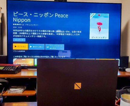 ピース・ニッポンでバーチャル日本旅行 #stayhome