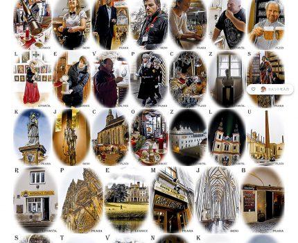 チェルニー・ペトルのカードを33枚作ってみました #チェコの黄金の手 #チェコ親善アンバサダー