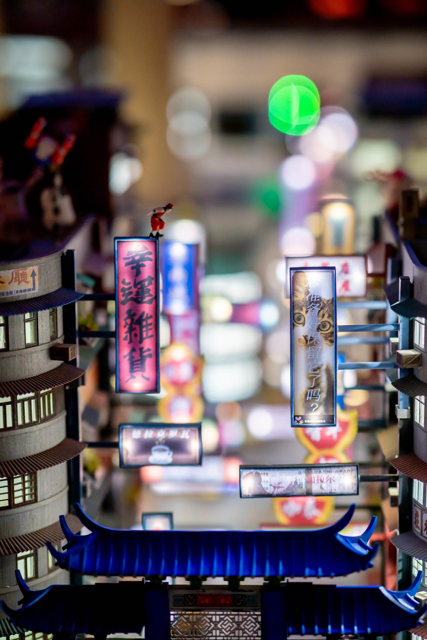 カメラを持って小さな世界を旅してきました スモールワールズ東京 #宇宙 #世界 #エヴァンゲリオン #セーラームーン #SMALLWORLDSTOKYO