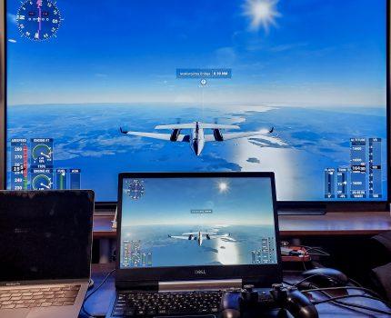 自宅にいながら空の旅 100円でできる超リアルな飛行体験 Microsoft Flight Simulator 2020