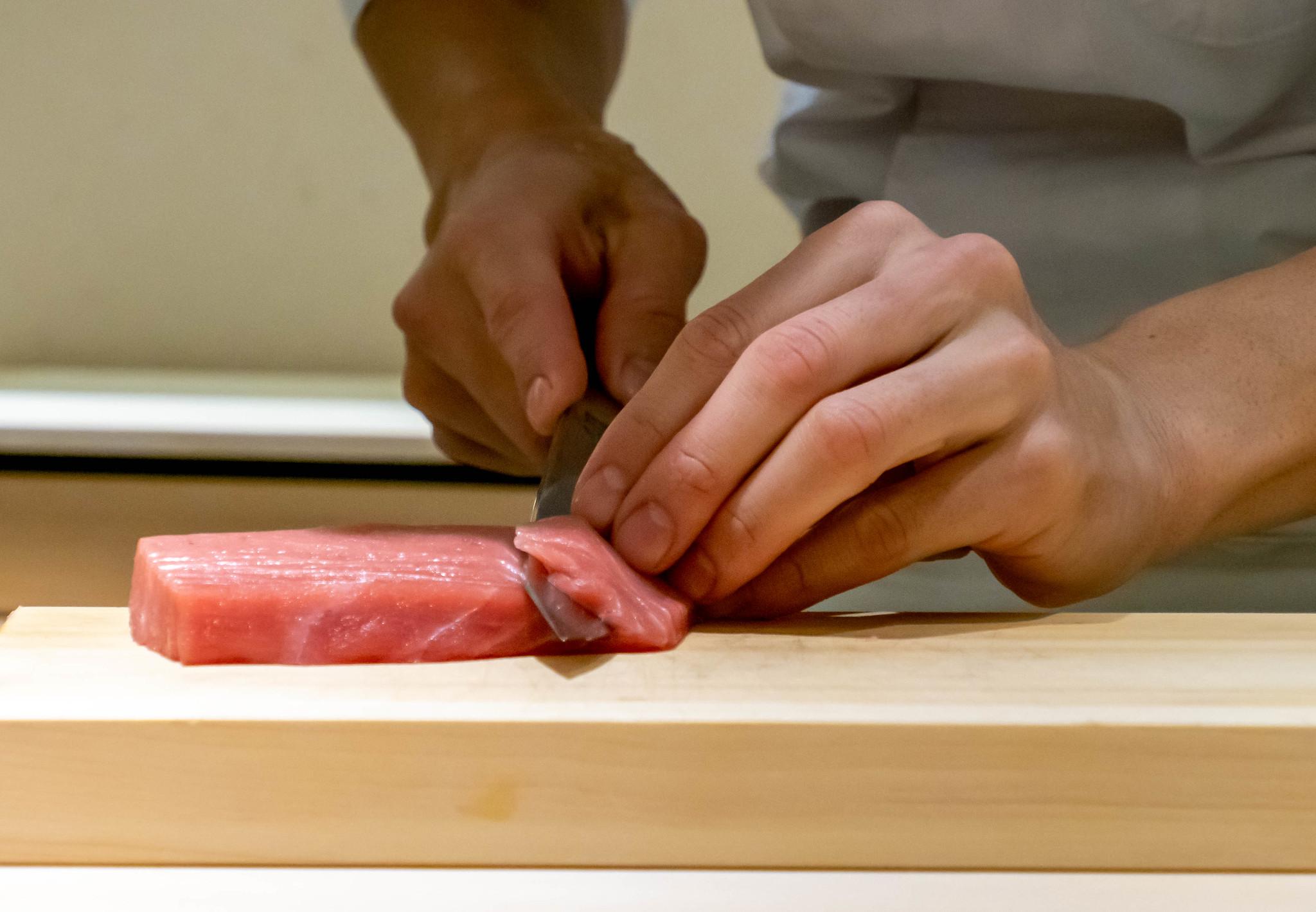 旬を満喫するおまかせ握りコース 大宮にオープン 寿司 六花