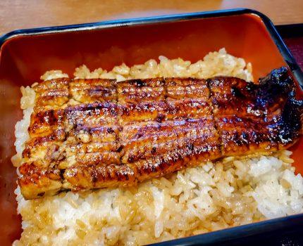 京都の有名店の鰻をお手頃価格で 京都 鰻 まえはら 虎ノ門