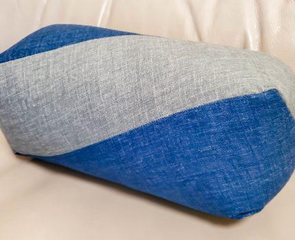京都の座布団専門店によるフローリングやソファーで使える枕・クッション・座布団 洛中高岡屋 ひねり
