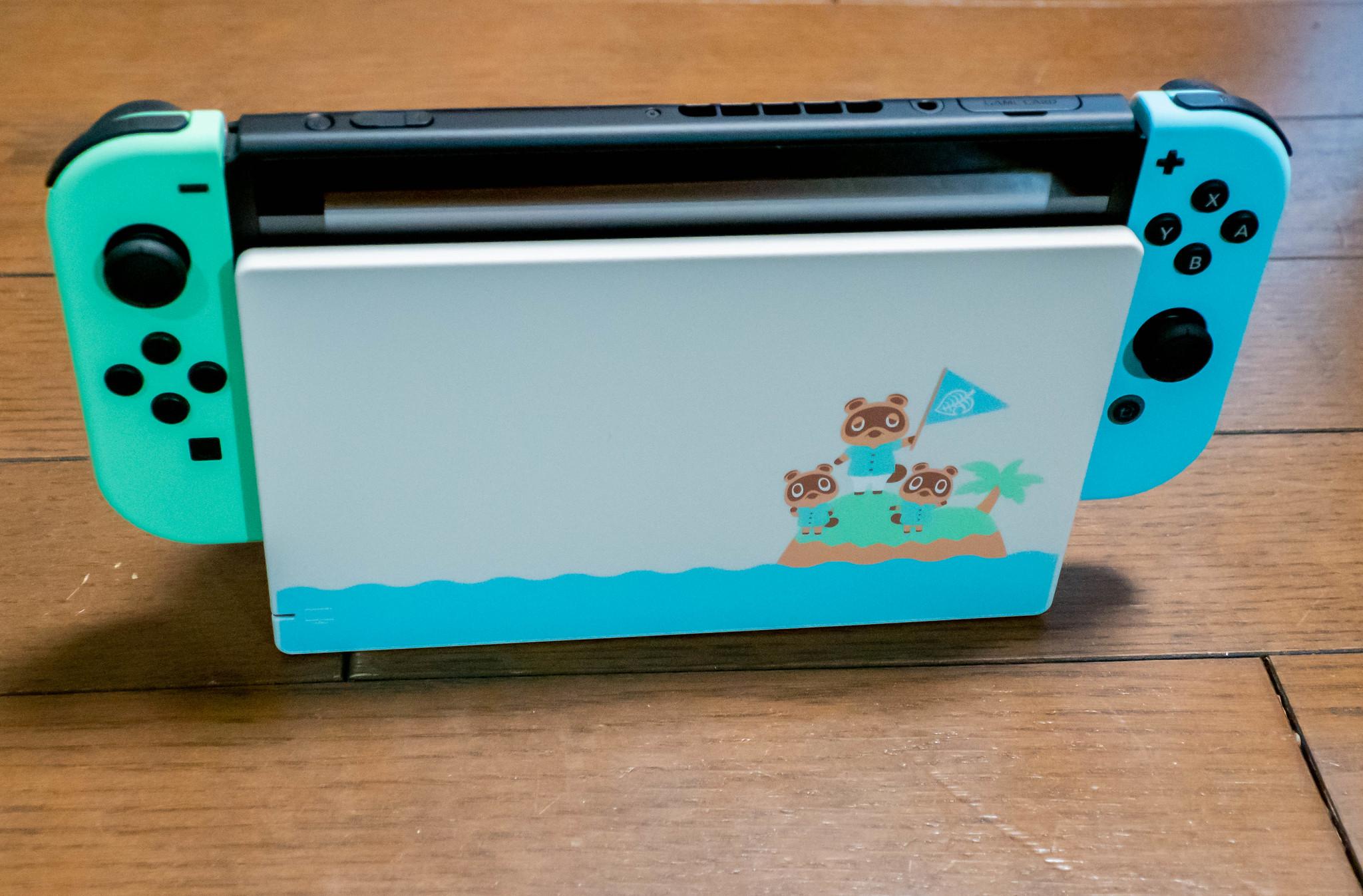 合格祝いに Nintendo Switch あつまれ どうぶつの森セット