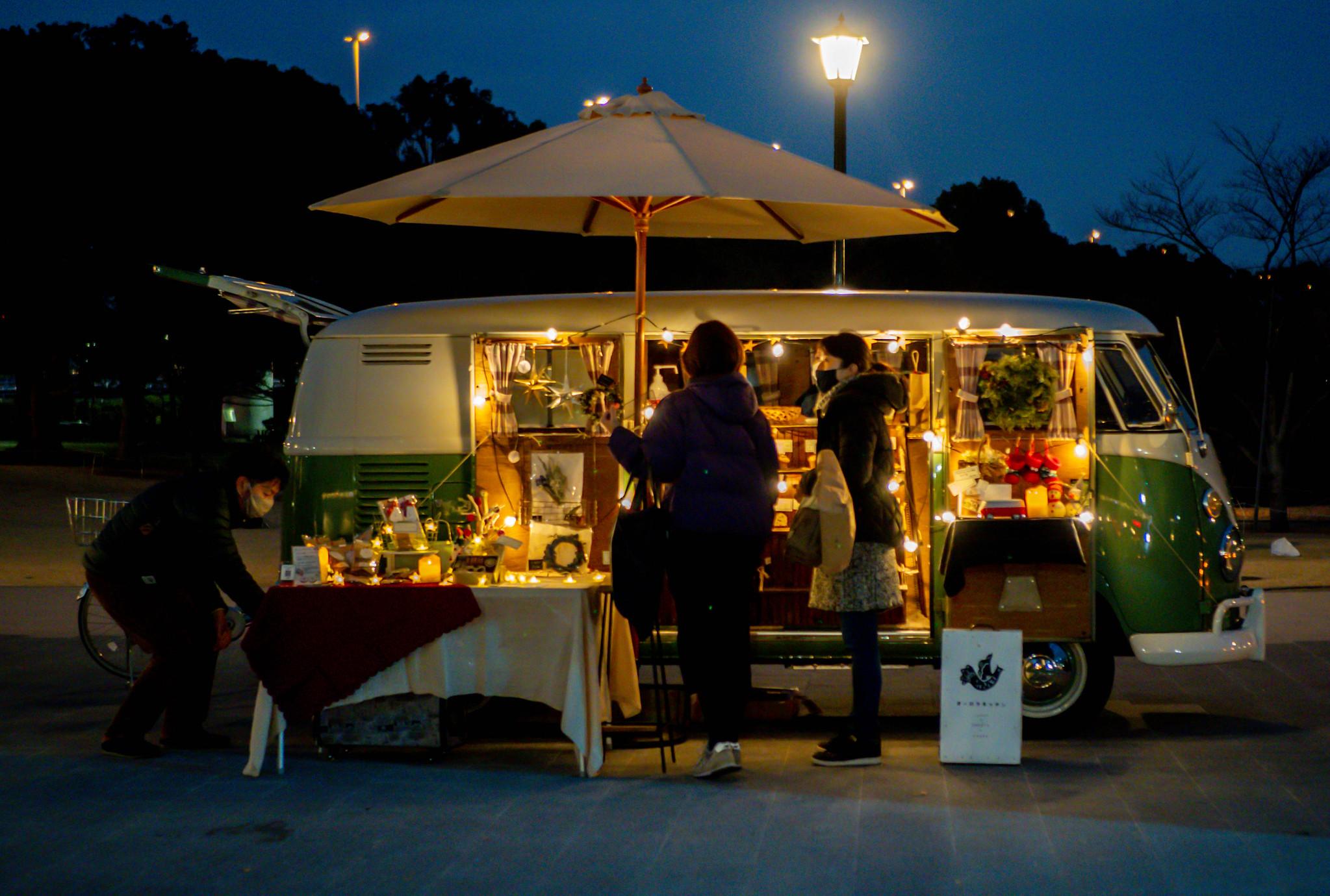 すみだパーク クリスマスマーケット2020