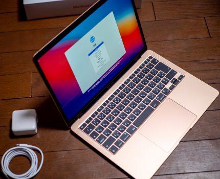 Apple M1搭載 MacBook Air を学割で購入