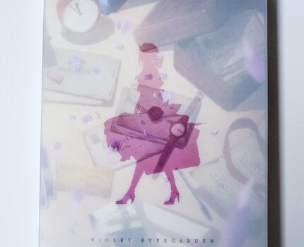 UHD-BD 劇場版ヴァイオレット・エヴァーガーデン 特別版